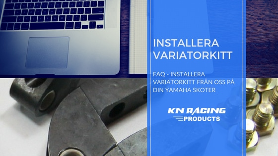 installera variatorkitt