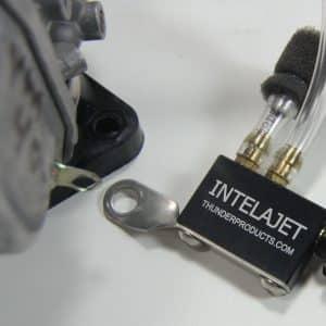 Intel-a-jet bränslesystem