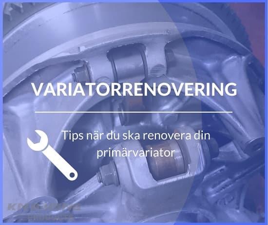 variatorrenovering