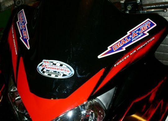 Yamaha Viper Dial-A-Jet