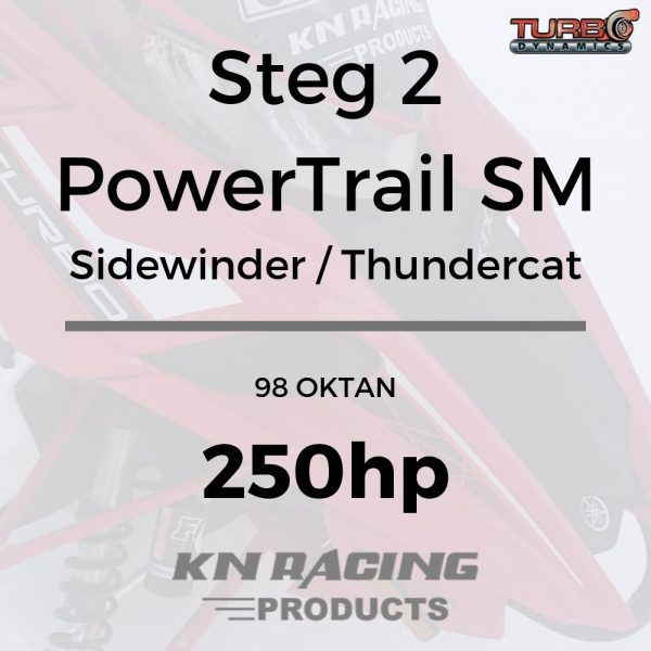 Sidewinder Steg 2 PowerTrail SM 250