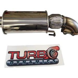 sidewinder turbo force ljuddämpare