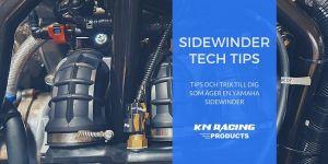 yamaha sidewinder tech tips