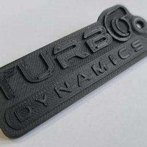 turbo dynamics nyckelring