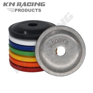 woodys round aluminium support plate