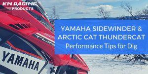 yamaha sidewinder arctic cat thundercat trim